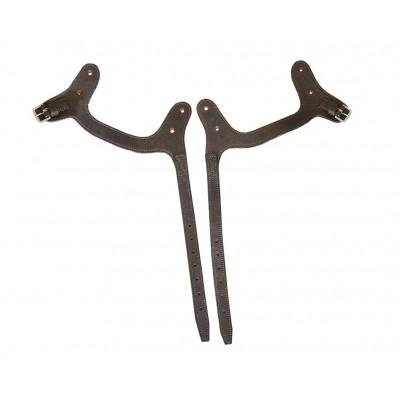 4 point spur straps