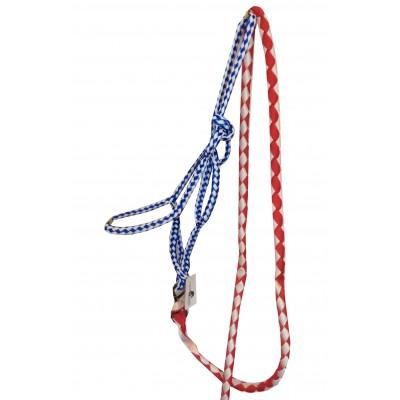 Ski Rope Halter & Lead Rope Combo