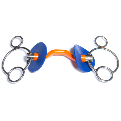 Toprail Orange 2 1/2 Ring